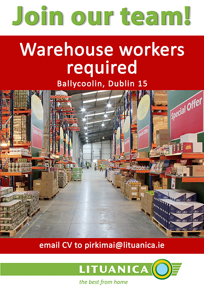 Warehouse workers