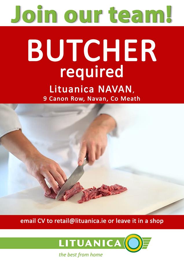 butcher navan